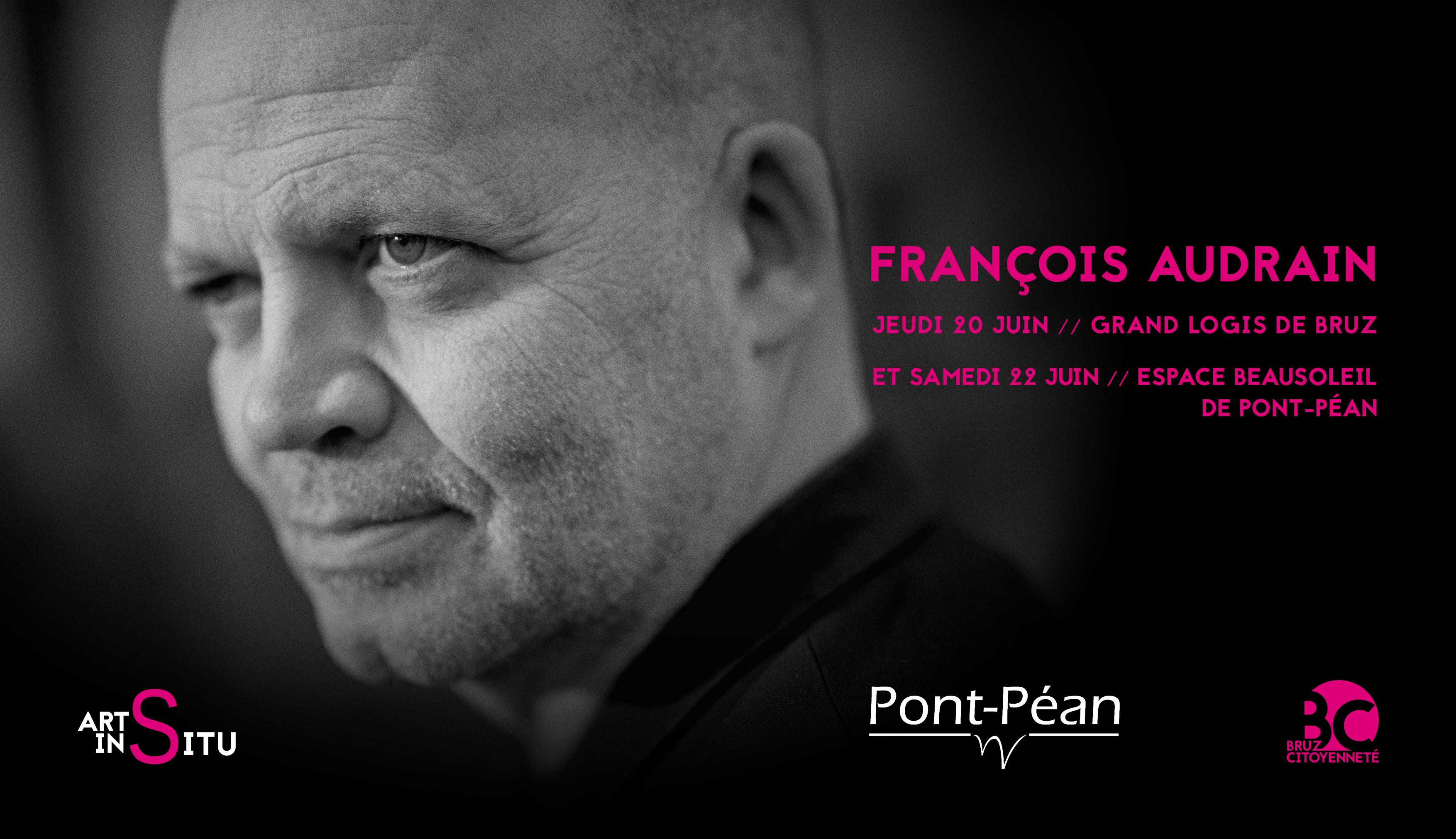 //FRANCOIS AUDRAIN//