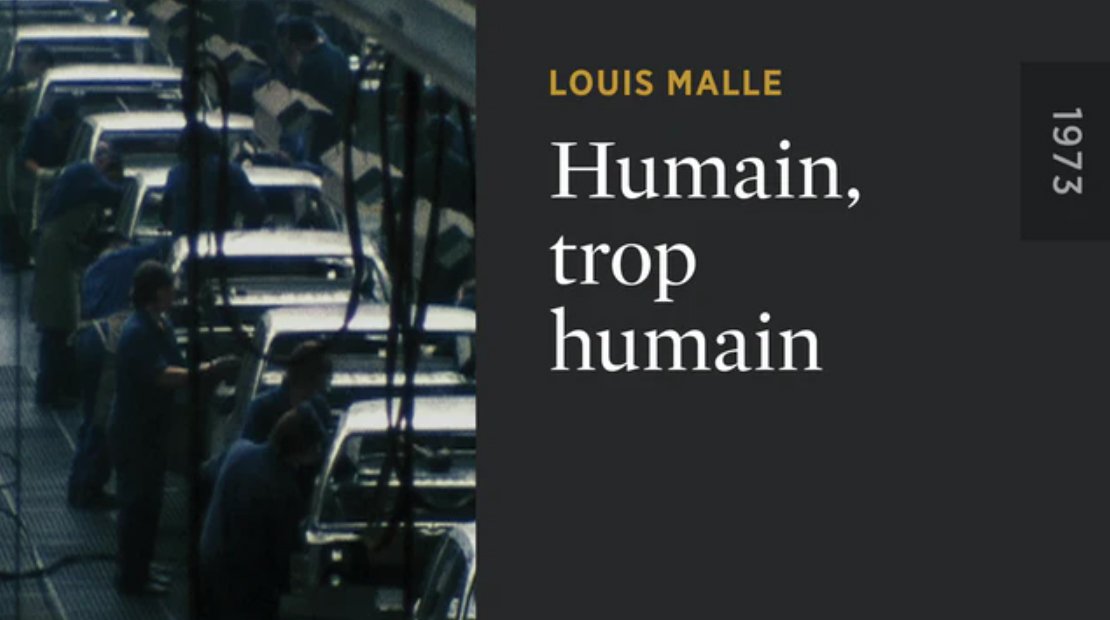 DOCUMENTAIRE HUMAIN TROP HUMAIN