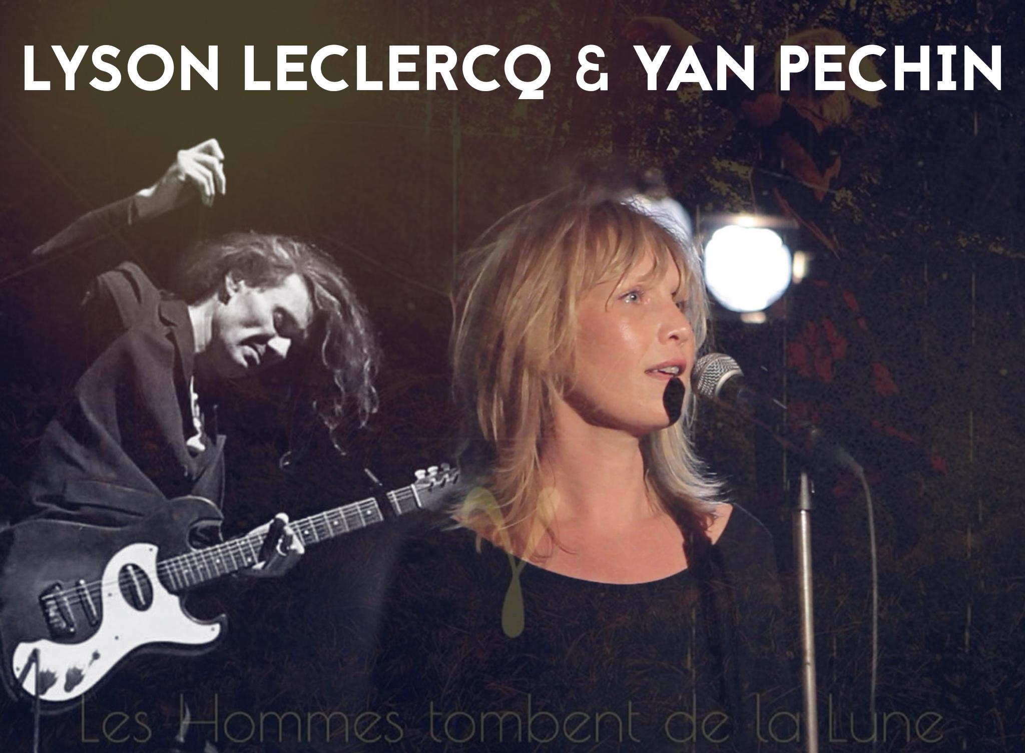 LYSON LECLERCQ & YAN PECHIN